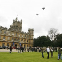Highclere Castle Variety Club Charity Shoot